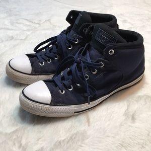 Converse shoes high top cordura fabric size 11